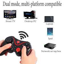 T3 X3 kablosuz oyun kolu Bluetooth 3.0 Gamepad oyun denetleyicisi oyun  uzaktan kumanda için PS3 Tablet PC için Android akıllı cep|controller for  pc|gamepad controller for pcjoystick joysticks - AliExpress