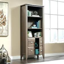 bookcase with glass doors ikea bookcases white bookshelf door cabinet espresso billy oak