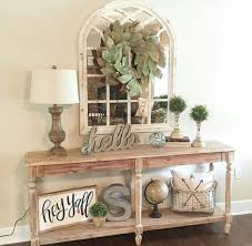 entry table decorations. Here Are Editorial-worthy Entry Table Ideas Designed With Every Style. If You Want Some Ideas, Just Take A Look At The List Below. Decorations T