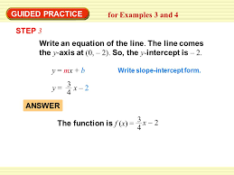 guided practice for examples 3 and 4 step 3