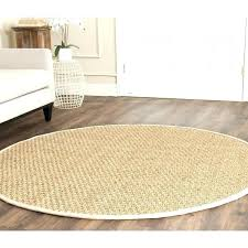 sisal rugs with borders round casual natural fiber and ivory border rug blue black
