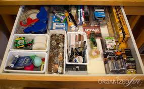 Kitchen Drawer Organization Kitchen Desk Junk Drawer Organization Kitchen Series 2013