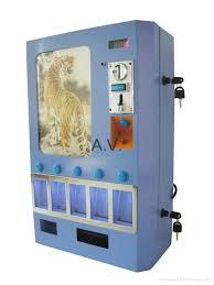 Individual Cigarette Vending Machine Custom Single Cigarette Electronic Cigarette Pen Vending Machine AV