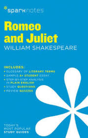 romeo and juliet prologue romeo and juliet literature guide series