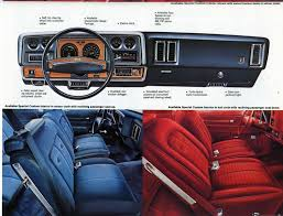 1976 monte carlo specs colors facts history and performance manufacturer original s brochures