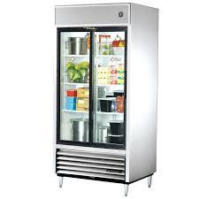 glass door refrigerator ft sliding gla door refrigerator used glass door refrigerator craigslist