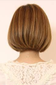 ボブ 後ろ姿美人sora所属くせ毛髪質改善マスター 中山のヘア