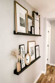 picture ledge diy free woodworking