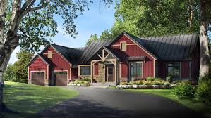 Beaver Homes and Cottages   Elk RidgeExterior Rendering Exterior Rendering  Elk Ridge Floor Plan