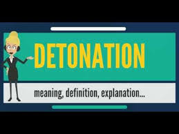 Image result for detonated word