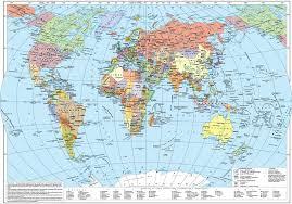 <b>Политическая карта мира</b>