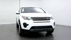 land rover discovery sport white. 2017 land rover discovery sport courtesy vehicle 15782918 2 white