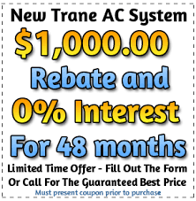 trane air conditioner prices. AC COUPONS Trane Air Conditioner Prices