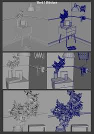 ArtStation - Project & Portfolio 1, Audrey Fletcher