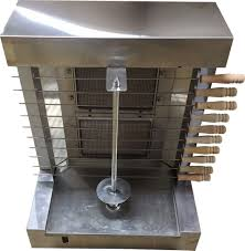 tacos al pastor gas doner kebab machine shawarma grill gyros automatic vertical broiler with 10