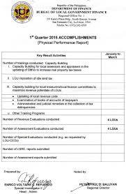 Region 1 Dof Bureau Of Local Government Finance