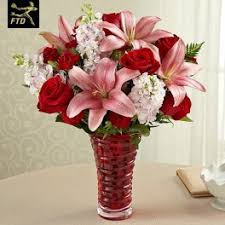 ftd lasting romance bouquet