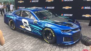 2018 chevrolet nascar cup car. perfect nascar camaro zl1 is chevys pick for 2018 monster energy nascar cup series car on chevrolet nascar cup