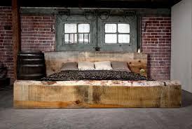 industrial design bed.  Design Image Via Wwwdecoholiccom Throughout Industrial Design Bed