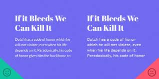 Life Font The No Nonsense Guide To Font Pairing Prototypr