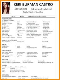 resume examples for actors theater resume example acting resume unique  acting resume theater resumes theater resume