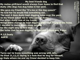 Dog Best Friend Quotes Enchanting Rip Dog Poems