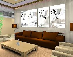 Paintings For Living Room Decor Popular Chinese Wall Art Buy Cheap Chinese Wall Art Lots From
