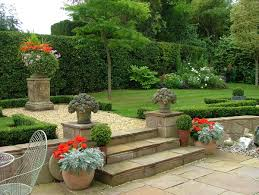 Small Picture Home Garden Landscaping Ideas