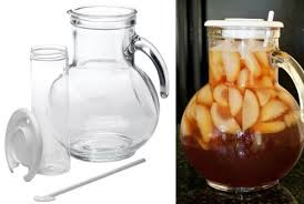 glass iced tea pitcher. Unique Iced Iced Tea Pitcher With Lid 11 Stylish And Unusual Carafe Designs  Design Swan Throughout Glass P