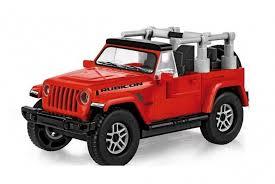 <b>Конструктор COBI</b>-24114 <b>Jeep</b> Wrangler Rubicon - купить в ...