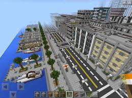 hyvel city map  minecraft pe hq