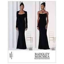 Vogue Evening Dress Patterns