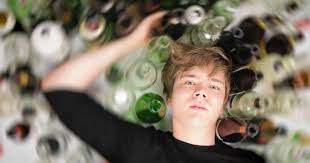 Is teen drinking a problem