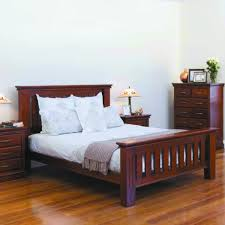 Pine Bedroom Suites Stirling Bed Suite With Tallboy Non Rustic Pine Discount