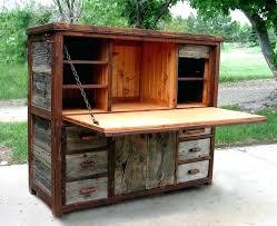 Colored corner desk armoire Escritorio Organizado Armoire Desk Amazoncom Armoire Desk Rustic Corner Desk
