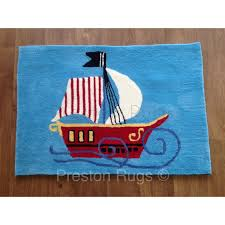 pirates life for me nautical pirate ship rug