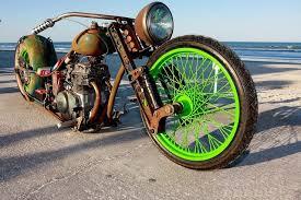my first bike was an ugly orange honda broke my back on that ugly