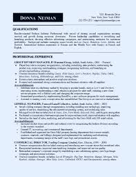 Importance Of A Resume Marketing And Sales Manager Resume