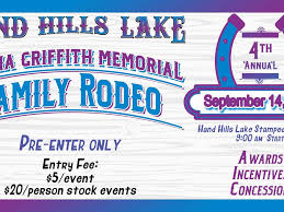 Donna Griffith Memorial Rodeo gears up to host fourth annual event | Hanna  Herald