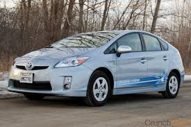 AutoTech Video: A Week In A Prototype Toyota Prius Plug-in Hybrid ...