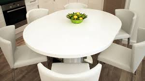white round pedestal dining table ege sushi tables casabe sef otello oval drop leaf glass inch