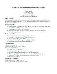 Hr Intern Resume Extraordinary Human Resources Intern Resume Examples Packed With Hr Intern Resume