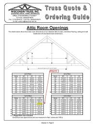 30 Foot Truss Design Pin By Eric On Garage Attic Truss Roof Trusses Roof