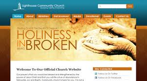 Free Church Website Templates Delectable Sharefaith Adds Free Church Websites To Church Media Subscriptions