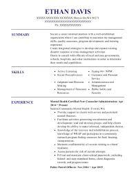Best Buy Resume Examples Best Peer Counselor Resumes Resumehelp