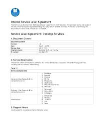 Sample Service Agreements New Master Service Agreement Template