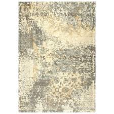 8x10 grey area rug 8 x large gray beige and gold area rug gossamer furniture