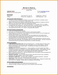 Cv For Part Time Job 6 Good Cv Examples For Part Time Jobs Quick Askips
