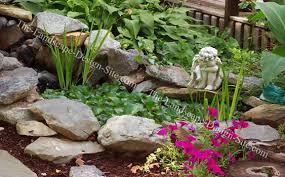Small Picture Small Rock Garden Ideas CoriMatt Garden
