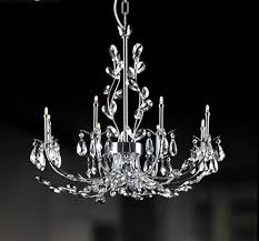 new re moderne crystal chandeliers of living room lights wrought iron chandelier crystal lamp